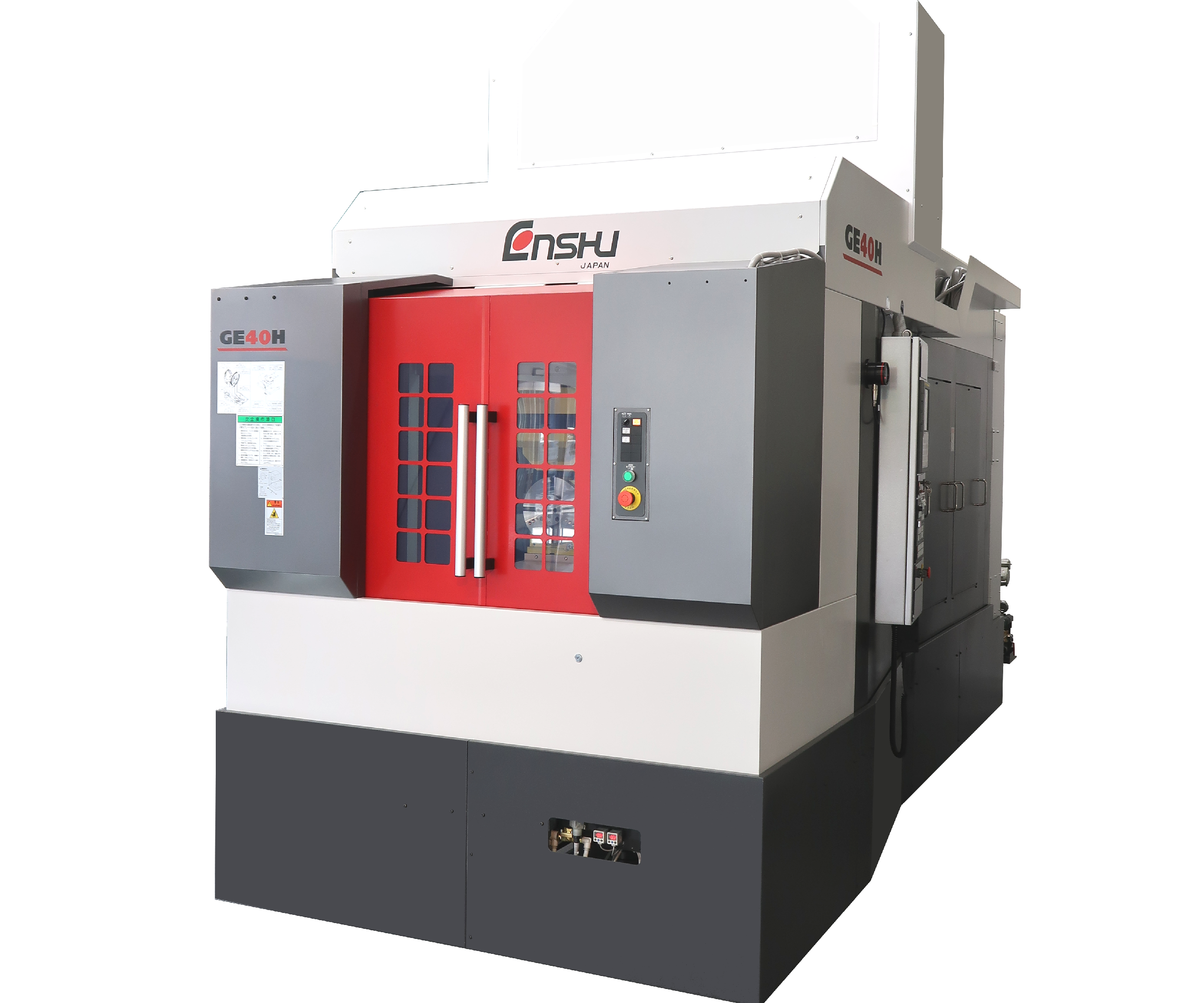 Enshu GE Series Machines