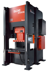 Amada Digital Servo Press