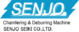 deburring machines waterjet profile, Senjo Seiki